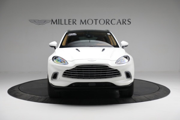 New 2021 Aston Martin DBX for sale $211,636 at Rolls-Royce Motor Cars Greenwich in Greenwich CT 06830 11