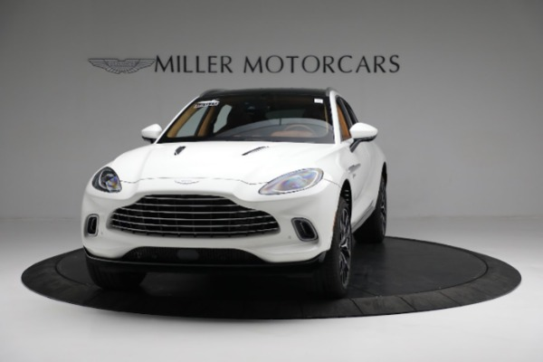 New 2021 Aston Martin DBX for sale $211,636 at Rolls-Royce Motor Cars Greenwich in Greenwich CT 06830 12
