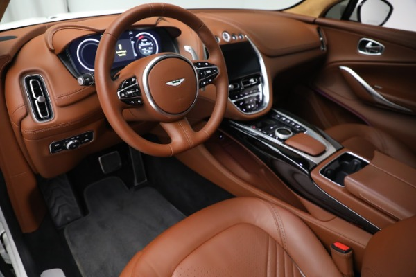 New 2021 Aston Martin DBX for sale $211,636 at Rolls-Royce Motor Cars Greenwich in Greenwich CT 06830 13