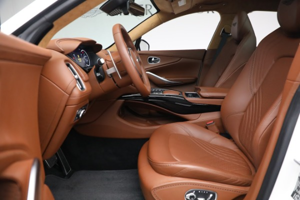 New 2021 Aston Martin DBX for sale $211,636 at Rolls-Royce Motor Cars Greenwich in Greenwich CT 06830 14