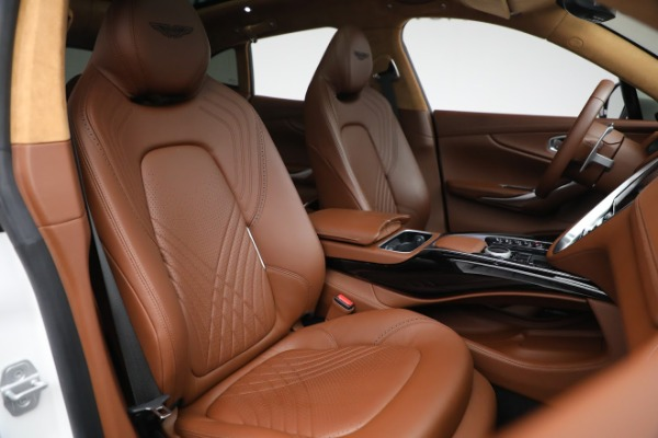 New 2021 Aston Martin DBX for sale $211,636 at Rolls-Royce Motor Cars Greenwich in Greenwich CT 06830 21