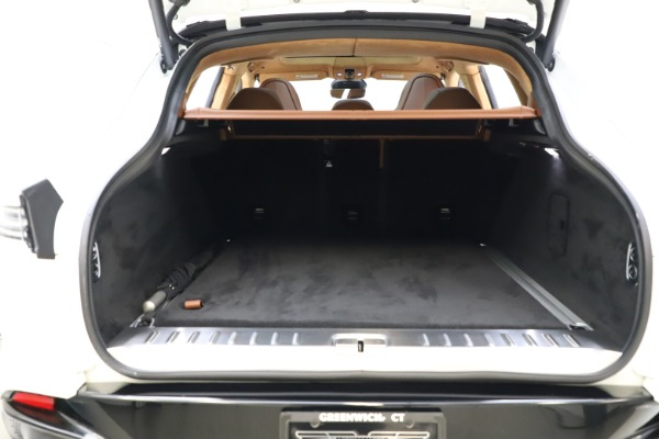 New 2021 Aston Martin DBX for sale $211,636 at Rolls-Royce Motor Cars Greenwich in Greenwich CT 06830 26