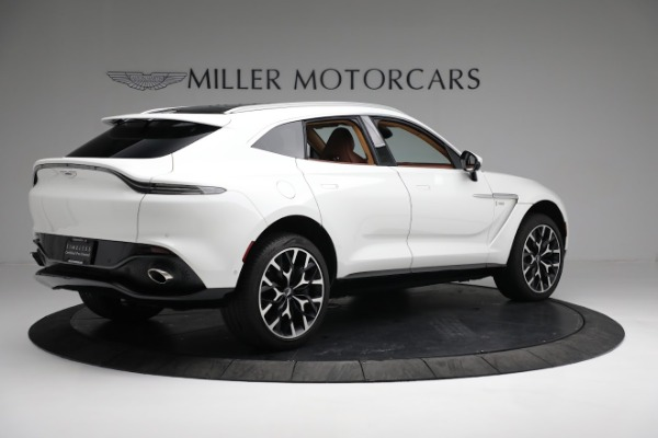 New 2021 Aston Martin DBX for sale $211,636 at Rolls-Royce Motor Cars Greenwich in Greenwich CT 06830 7