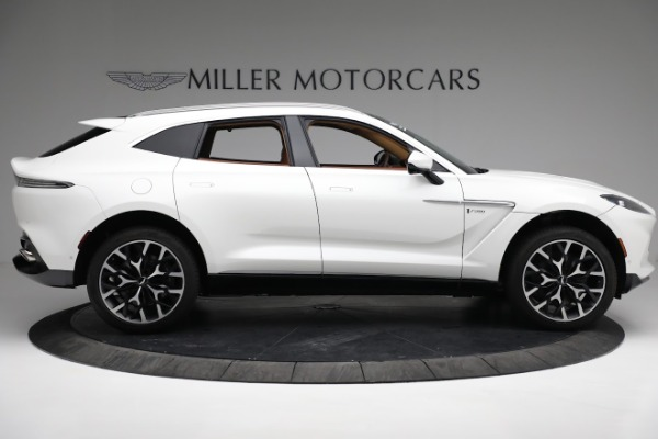 New 2021 Aston Martin DBX for sale $211,636 at Rolls-Royce Motor Cars Greenwich in Greenwich CT 06830 8