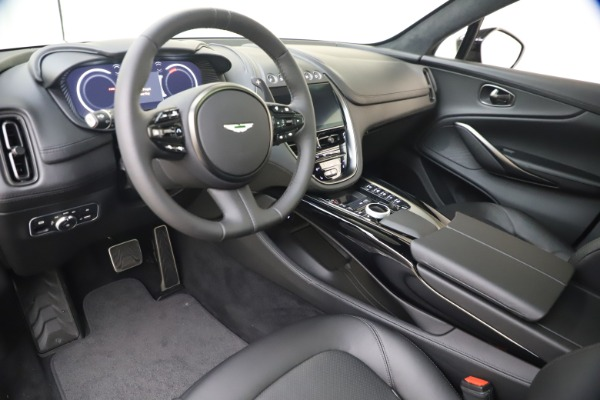 New 2021 Aston Martin DBX SUV for sale $194,486 at Rolls-Royce Motor Cars Greenwich in Greenwich CT 06830 11
