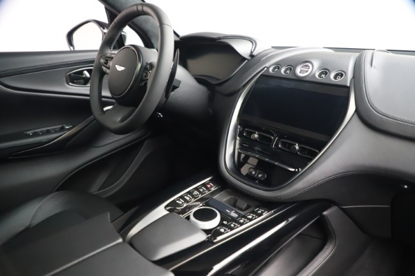 New 2021 Aston Martin DBX SUV for sale $194,486 at Rolls-Royce Motor Cars Greenwich in Greenwich CT 06830 18