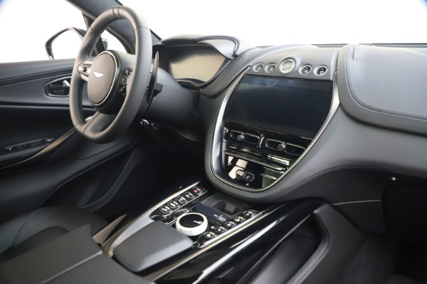 New 2021 Aston Martin DBX SUV for sale $194,486 at Rolls-Royce Motor Cars Greenwich in Greenwich CT 06830 19