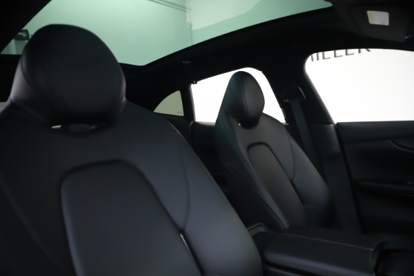 New 2021 Aston Martin DBX SUV for sale $194,486 at Rolls-Royce Motor Cars Greenwich in Greenwich CT 06830 20