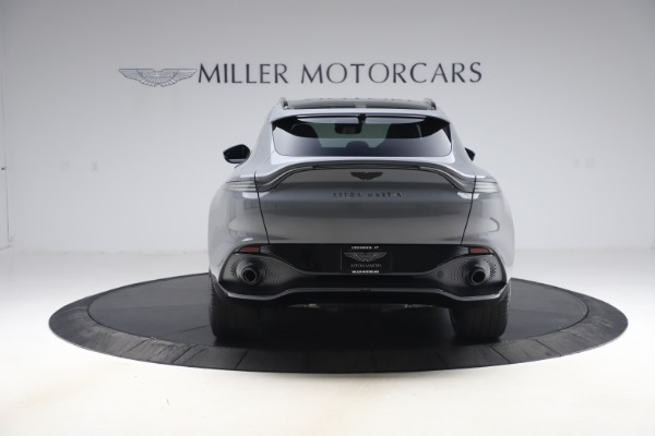 New 2021 Aston Martin DBX SUV for sale $194,486 at Rolls-Royce Motor Cars Greenwich in Greenwich CT 06830 5