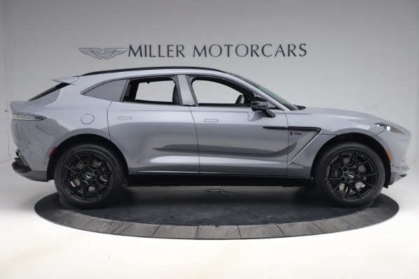 New 2021 Aston Martin DBX SUV for sale $194,486 at Rolls-Royce Motor Cars Greenwich in Greenwich CT 06830 6