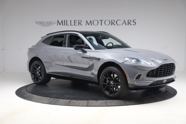 New 2021 Aston Martin DBX SUV for sale $194,486 at Rolls-Royce Motor Cars Greenwich in Greenwich CT 06830 7