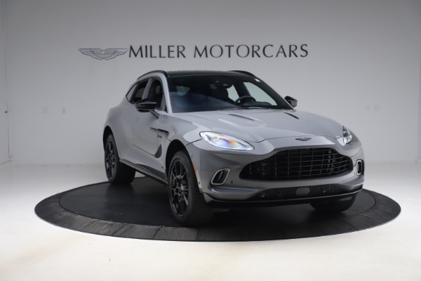 New 2021 Aston Martin DBX SUV for sale $194,486 at Rolls-Royce Motor Cars Greenwich in Greenwich CT 06830 8