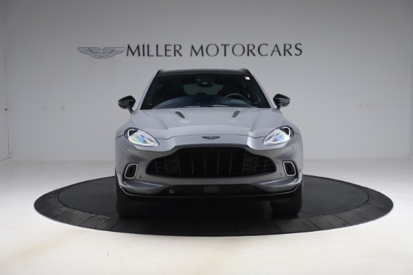 New 2021 Aston Martin DBX SUV for sale $194,486 at Rolls-Royce Motor Cars Greenwich in Greenwich CT 06830 9
