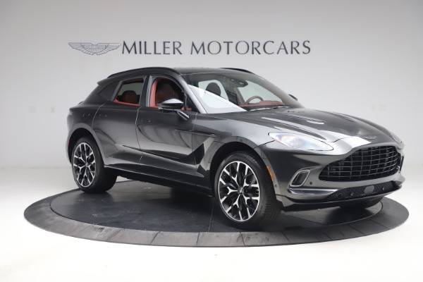 New 2021 Aston Martin DBX for sale $224,886 at Rolls-Royce Motor Cars Greenwich in Greenwich CT 06830 10