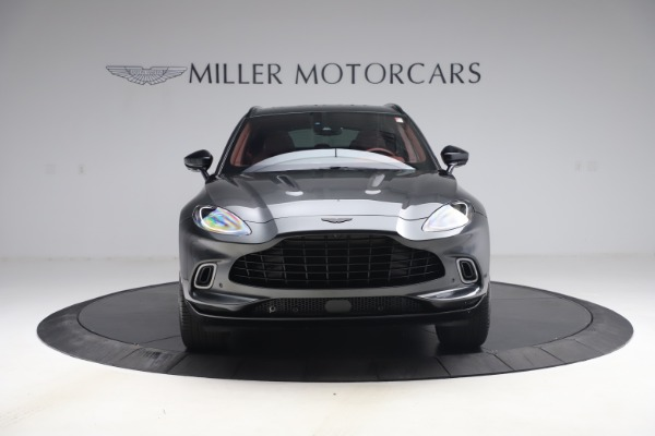 New 2021 Aston Martin DBX for sale $224,886 at Rolls-Royce Motor Cars Greenwich in Greenwich CT 06830 11