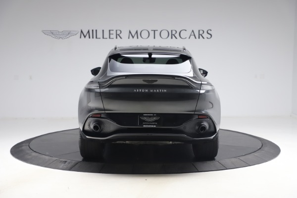 New 2021 Aston Martin DBX for sale $224,886 at Rolls-Royce Motor Cars Greenwich in Greenwich CT 06830 5