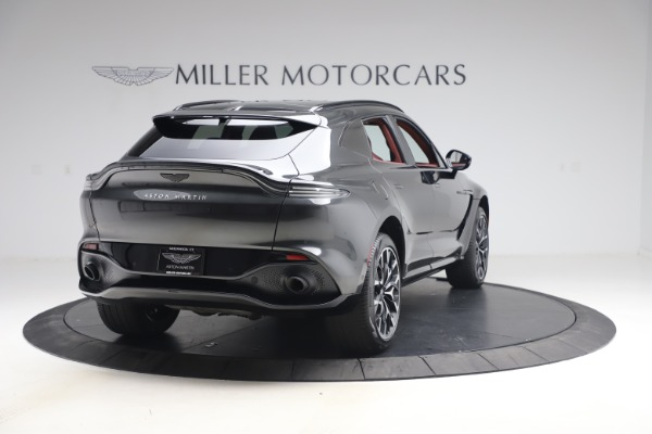 New 2021 Aston Martin DBX for sale $224,886 at Rolls-Royce Motor Cars Greenwich in Greenwich CT 06830 6