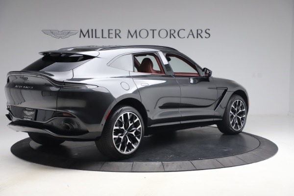 New 2021 Aston Martin DBX for sale $224,886 at Rolls-Royce Motor Cars Greenwich in Greenwich CT 06830 7