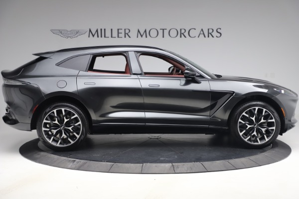 New 2021 Aston Martin DBX for sale $224,886 at Rolls-Royce Motor Cars Greenwich in Greenwich CT 06830 8