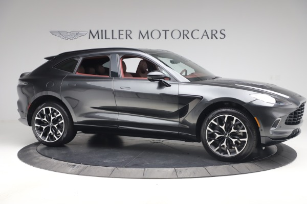 New 2021 Aston Martin DBX for sale $224,886 at Rolls-Royce Motor Cars Greenwich in Greenwich CT 06830 9