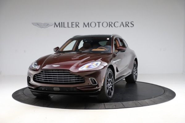 New 2021 Aston Martin DBX for sale $226,836 at Rolls-Royce Motor Cars Greenwich in Greenwich CT 06830 12