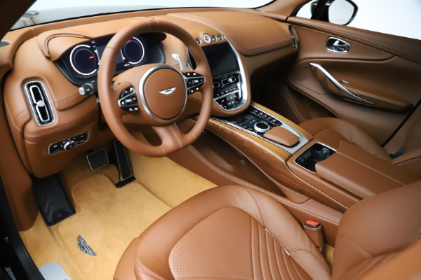 New 2021 Aston Martin DBX for sale $226,836 at Rolls-Royce Motor Cars Greenwich in Greenwich CT 06830 13
