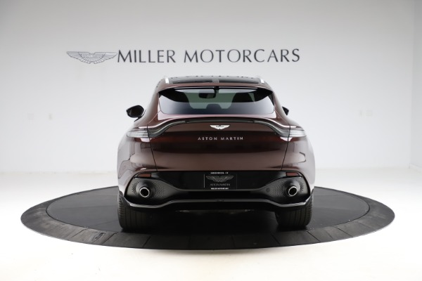 New 2021 Aston Martin DBX for sale $226,836 at Rolls-Royce Motor Cars Greenwich in Greenwich CT 06830 5