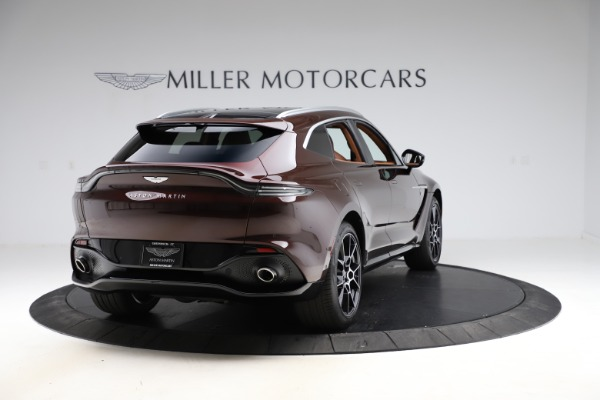 New 2021 Aston Martin DBX for sale $226,836 at Rolls-Royce Motor Cars Greenwich in Greenwich CT 06830 6