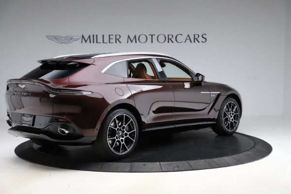 New 2021 Aston Martin DBX for sale $226,836 at Rolls-Royce Motor Cars Greenwich in Greenwich CT 06830 7