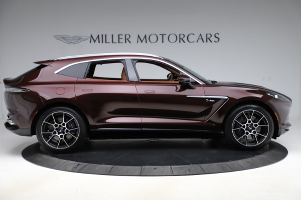 New 2021 Aston Martin DBX for sale $226,836 at Rolls-Royce Motor Cars Greenwich in Greenwich CT 06830 8