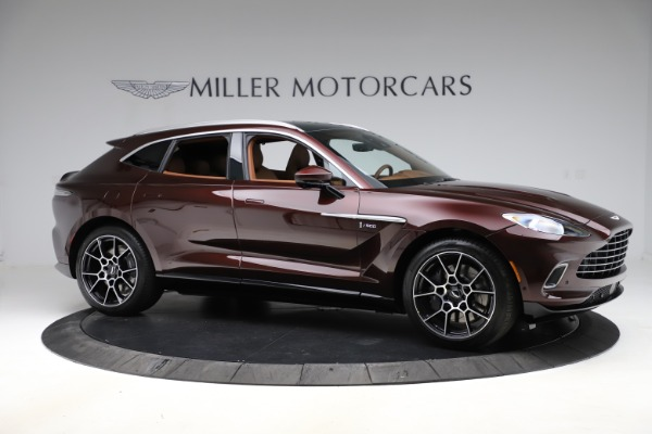 New 2021 Aston Martin DBX for sale $226,836 at Rolls-Royce Motor Cars Greenwich in Greenwich CT 06830 9