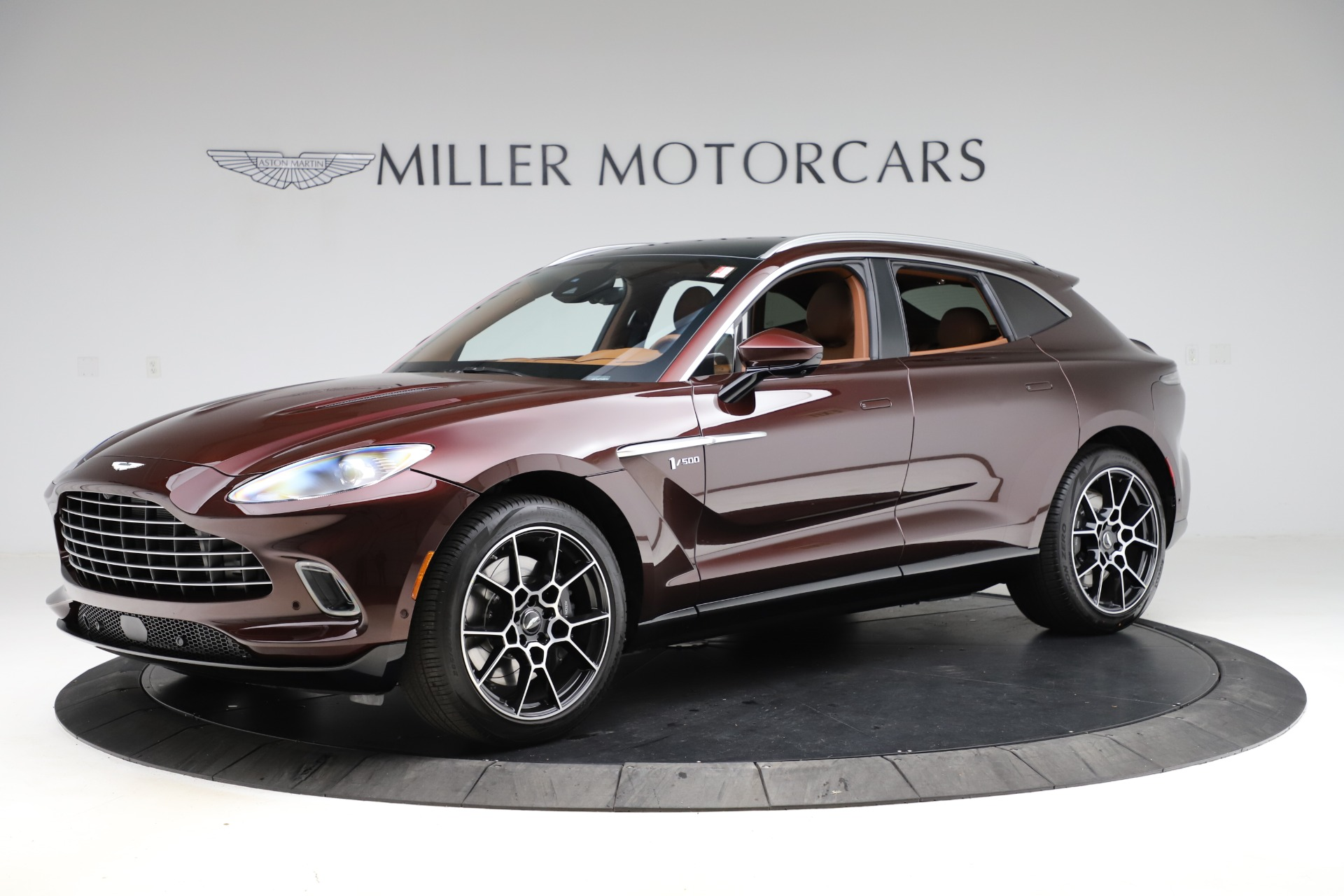 New 2021 Aston Martin DBX for sale $226,836 at Rolls-Royce Motor Cars Greenwich in Greenwich CT 06830 1
