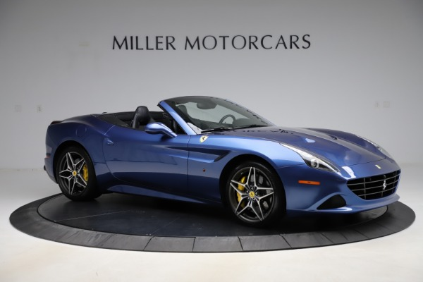 Used 2018 Ferrari California T for sale $185,900 at Rolls-Royce Motor Cars Greenwich in Greenwich CT 06830 10
