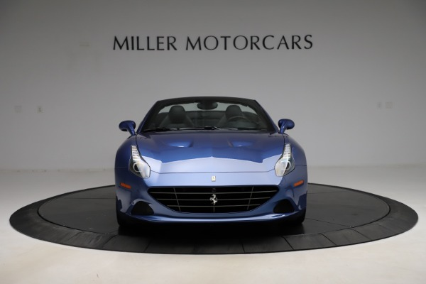 Used 2018 Ferrari California T for sale $185,900 at Rolls-Royce Motor Cars Greenwich in Greenwich CT 06830 12
