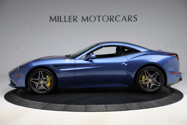 Used 2018 Ferrari California T for sale $185,900 at Rolls-Royce Motor Cars Greenwich in Greenwich CT 06830 14