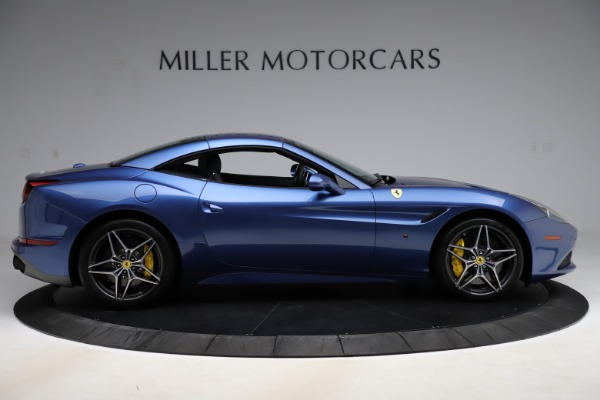 Used 2018 Ferrari California T for sale $185,900 at Rolls-Royce Motor Cars Greenwich in Greenwich CT 06830 15