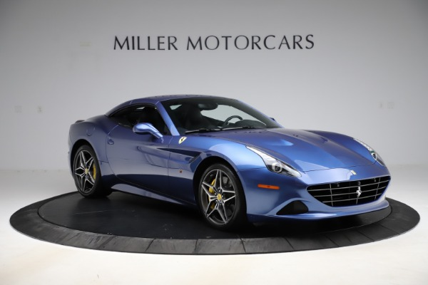 Used 2018 Ferrari California T for sale Sold at Rolls-Royce Motor Cars Greenwich in Greenwich CT 06830 16
