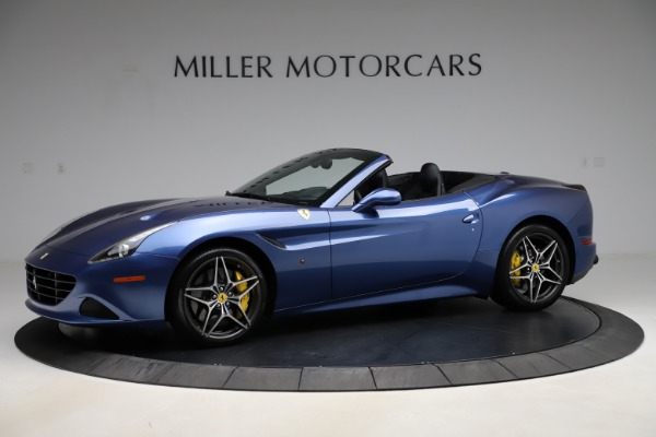 Used 2018 Ferrari California T for sale $185,900 at Rolls-Royce Motor Cars Greenwich in Greenwich CT 06830 2