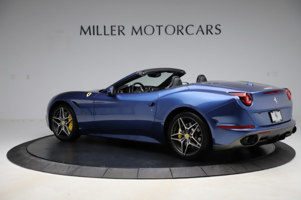 Used 2018 Ferrari California T for sale $185,900 at Rolls-Royce Motor Cars Greenwich in Greenwich CT 06830 4