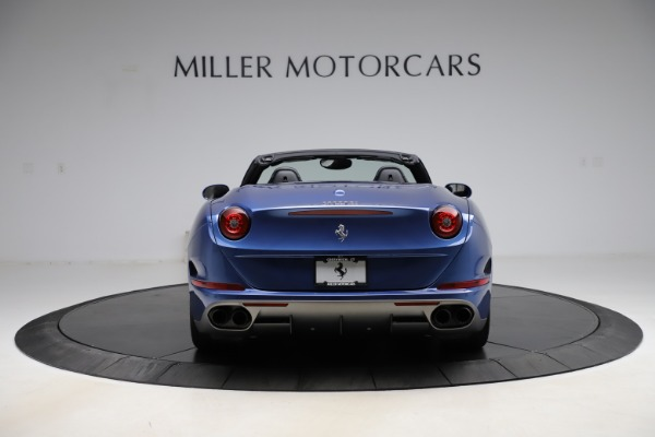 Used 2018 Ferrari California T for sale Sold at Rolls-Royce Motor Cars Greenwich in Greenwich CT 06830 6
