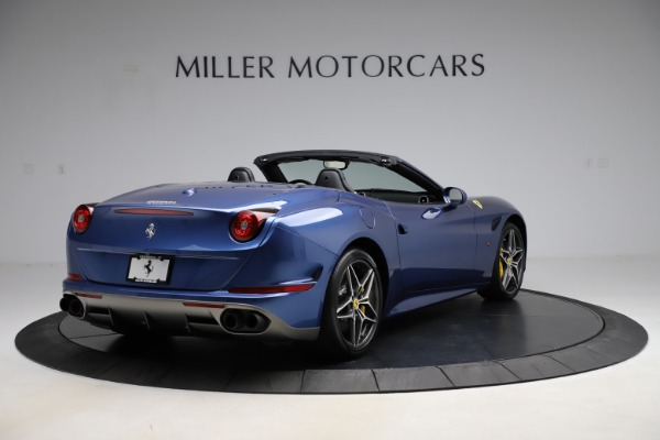 Used 2018 Ferrari California T for sale $185,900 at Rolls-Royce Motor Cars Greenwich in Greenwich CT 06830 7