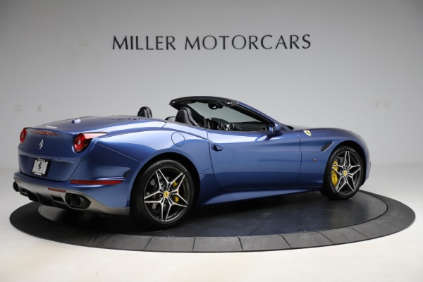 Used 2018 Ferrari California T for sale $185,900 at Rolls-Royce Motor Cars Greenwich in Greenwich CT 06830 8