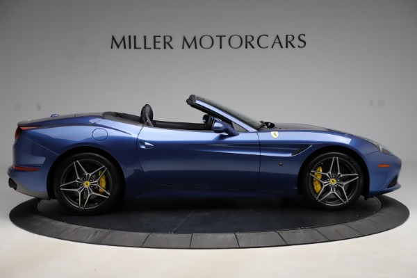 Used 2018 Ferrari California T for sale Sold at Rolls-Royce Motor Cars Greenwich in Greenwich CT 06830 9