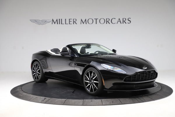 Used 2020 Aston Martin DB11 Volante for sale $209,900 at Rolls-Royce Motor Cars Greenwich in Greenwich CT 06830 10