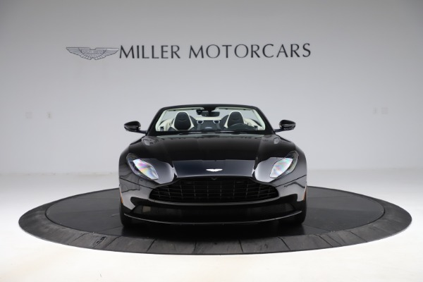 Used 2020 Aston Martin DB11 Volante for sale $209,900 at Rolls-Royce Motor Cars Greenwich in Greenwich CT 06830 11