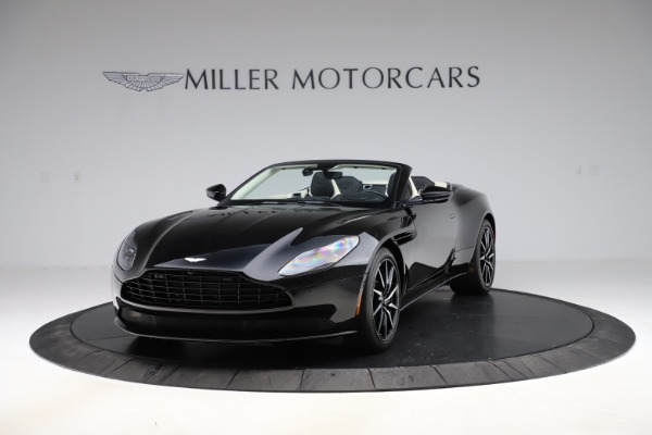 Used 2020 Aston Martin DB11 Volante for sale $209,900 at Rolls-Royce Motor Cars Greenwich in Greenwich CT 06830 12