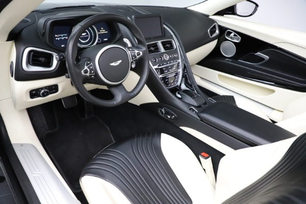 Used 2020 Aston Martin DB11 Volante for sale $209,900 at Rolls-Royce Motor Cars Greenwich in Greenwich CT 06830 13
