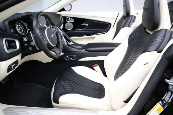 Used 2020 Aston Martin DB11 Volante for sale $209,900 at Rolls-Royce Motor Cars Greenwich in Greenwich CT 06830 14