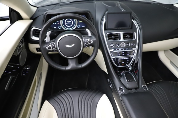 Used 2020 Aston Martin DB11 Volante for sale $209,900 at Rolls-Royce Motor Cars Greenwich in Greenwich CT 06830 17