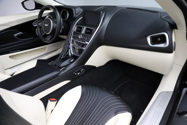 Used 2020 Aston Martin DB11 Volante for sale $209,900 at Rolls-Royce Motor Cars Greenwich in Greenwich CT 06830 19